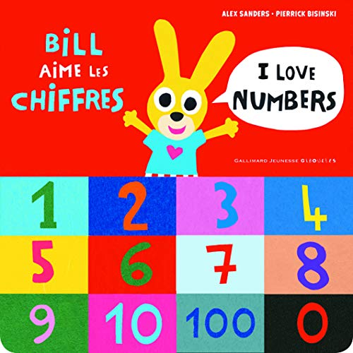 Bill aime les chiffres/I love numbers