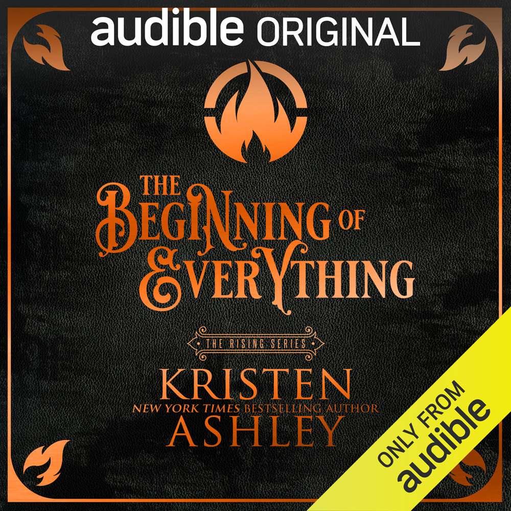 The Beginning of Everything (The Rising #1)
