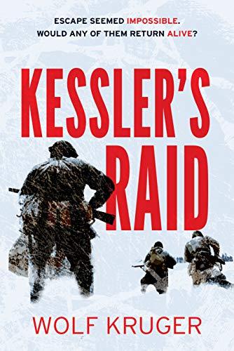 Kessler's Raid (Eastern Front Book 3)