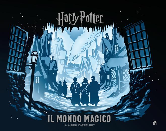Harry Potter. Il mondo magico. Il libro paper-cut. Ediz. a colori