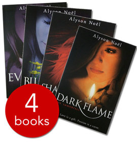 The Immortals quadrilogy-Evermore/Blue Moon/Shadowland/Dark Flame