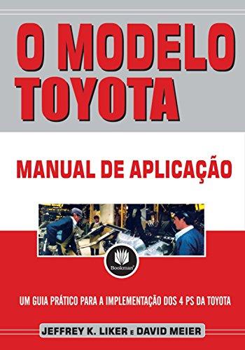 O Modelo Toyota: Manual de Aplicação - Um Guia Prático para a Implementação dos 4Ps da Toyota