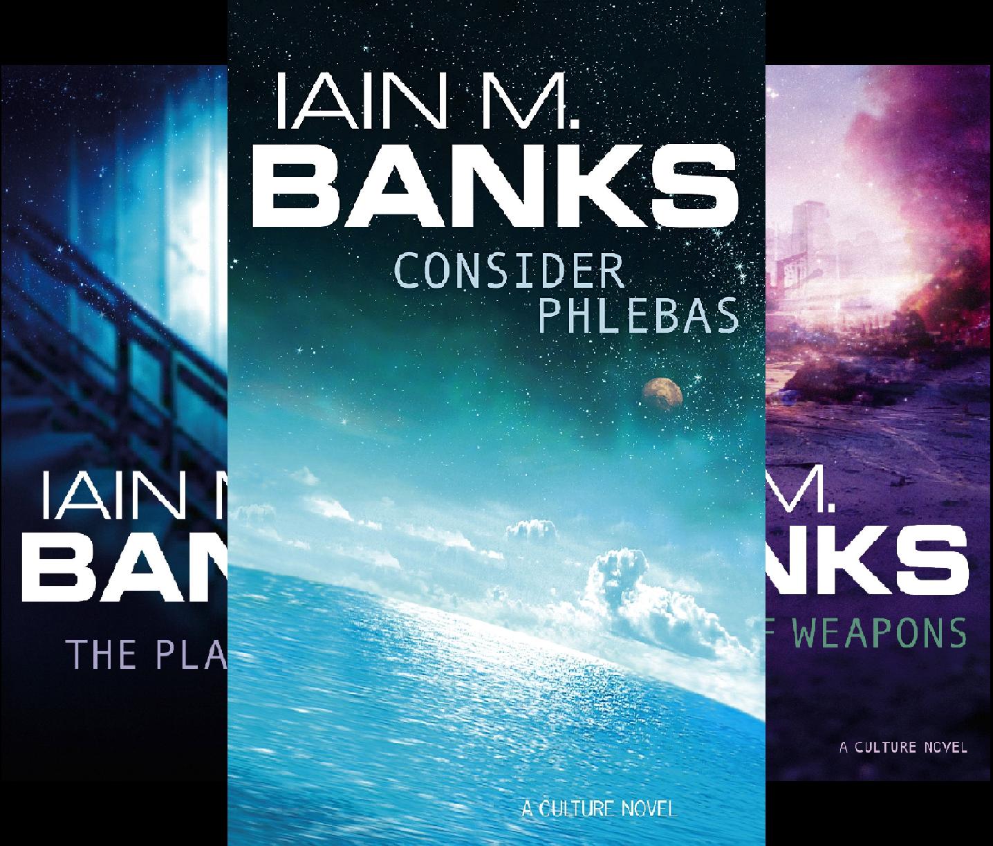 Culture series (10 Book Series)