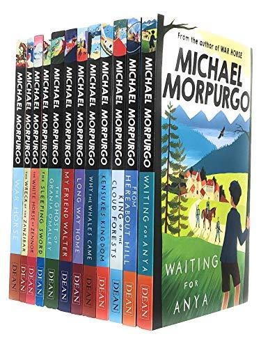 Michael Morpurgo Collection 12 Books Set