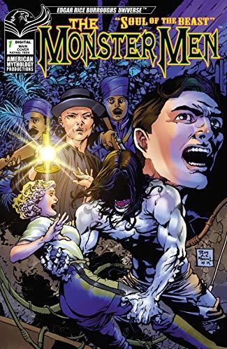 ERB Monster Men: Soul of the Beast #1