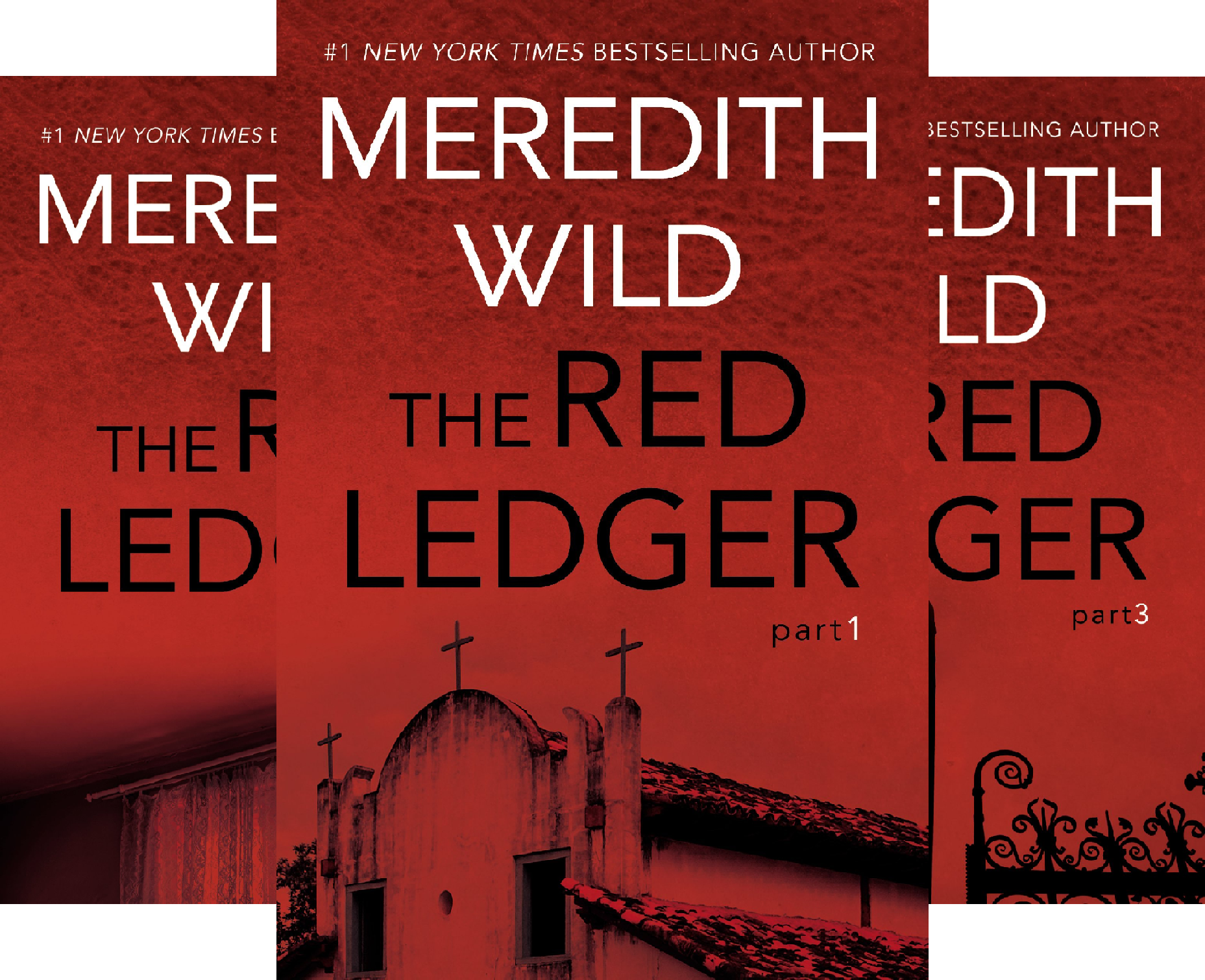 Red Ledger (9 Book Series)