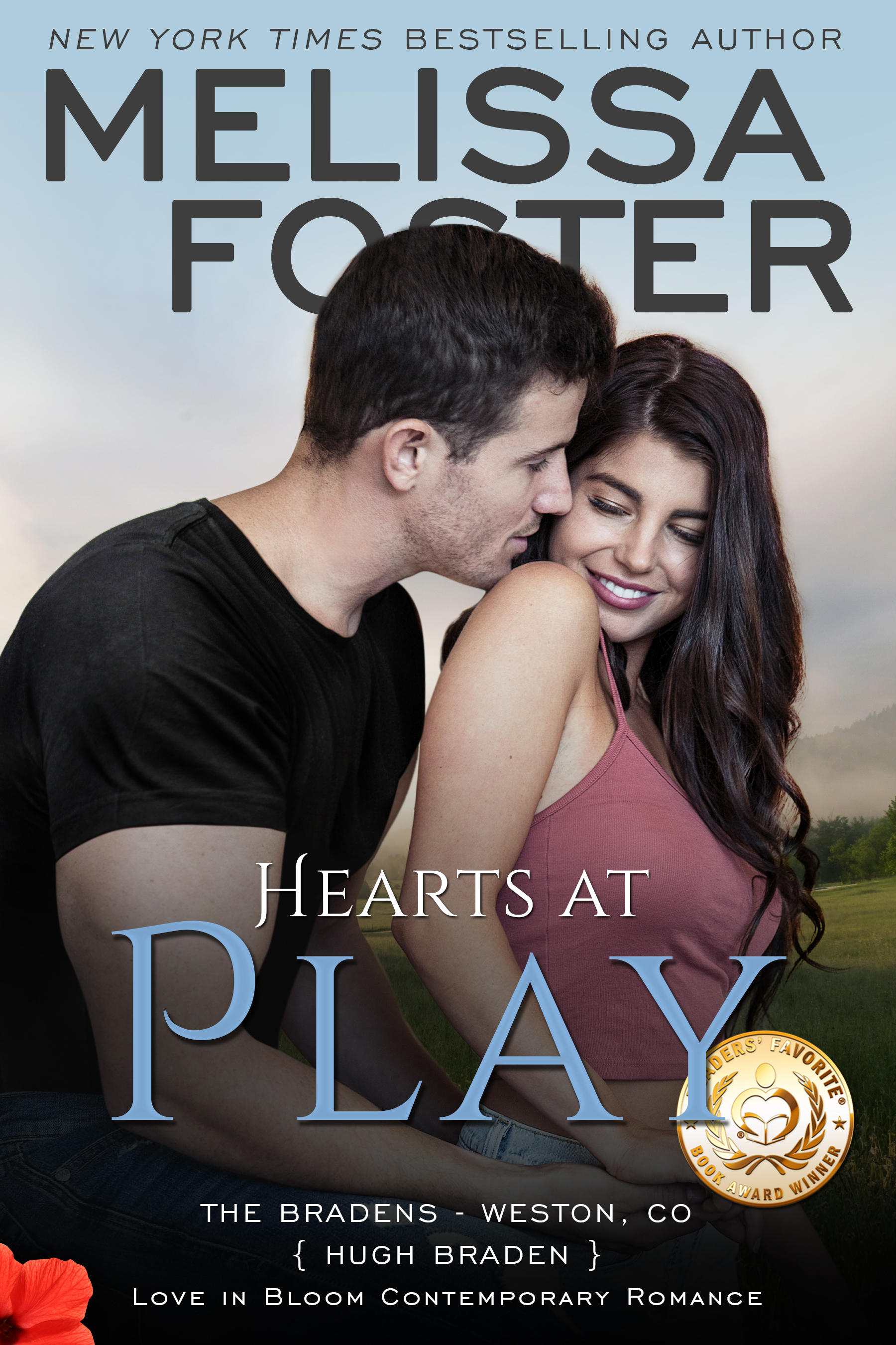 Hearts at Play (Love in Bloom #9; Love in Bloom: The Bradens #6; The Bradens at Weston, CO #6)