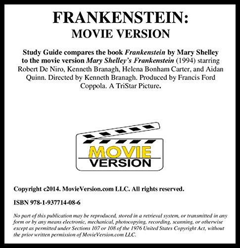 Frankenstein: Movie Version