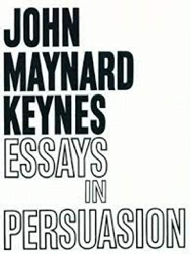 Essays in Persuasion: Essays in Persuasion