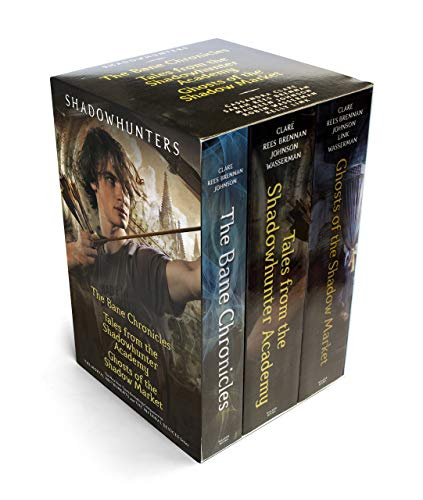Shadowhunters Slipcase (2019)