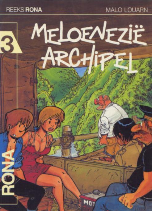 Meloenezië Archipel (Rona, #3)