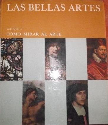 Las bellas artes volumen 10: Cómo mirar al arte