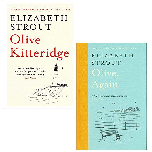 Elizabeth Strout Collection 2 Books Set