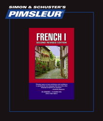 Pimsleur French Level I CD: Learn to Speak and Understand French with Pimsleur Language Programs [Lessons 1-30]