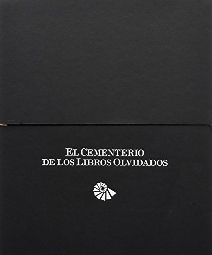 ESTUCHE PACK TETRALOGIA EL CEMENTERIO DE LOS LIBROS: LA SOMBRA DEL VIENTO; EL JUEGO DEL ANGELL; EL PRISIONERO DEL CIELO