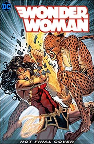 Wonder Woman, Vol 3: Return of the Amazons