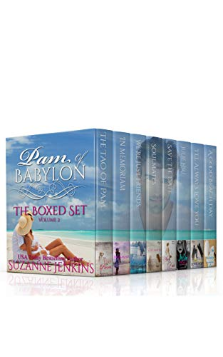 The Pam of Babylon Boxed Set Books 6-10: A Women's Fiction/Romance Series