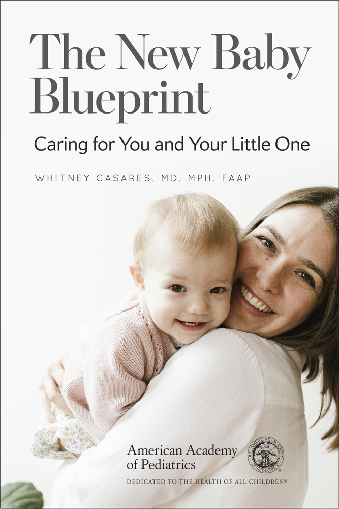 The New Baby Blueprint: Caring for You and Your Little One