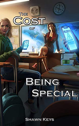 The Cost of Being Special (Survival of the Fittest, #1)