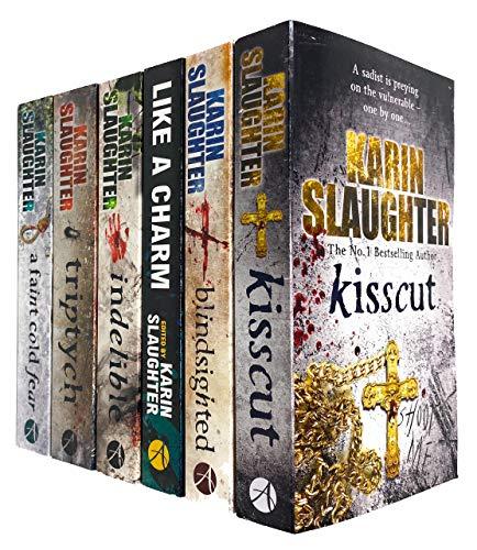 Karin slaughter collection 6 books set