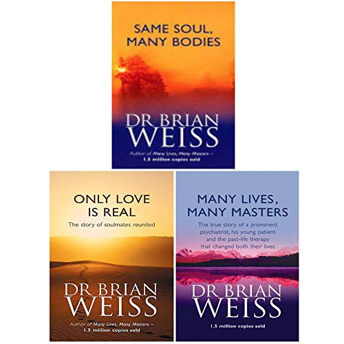 Dr. Brian Weiss 3 Books Collection Set