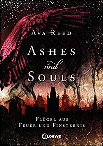 Flügel aus Feuer und Finsternis (Ashes and Souls #2)