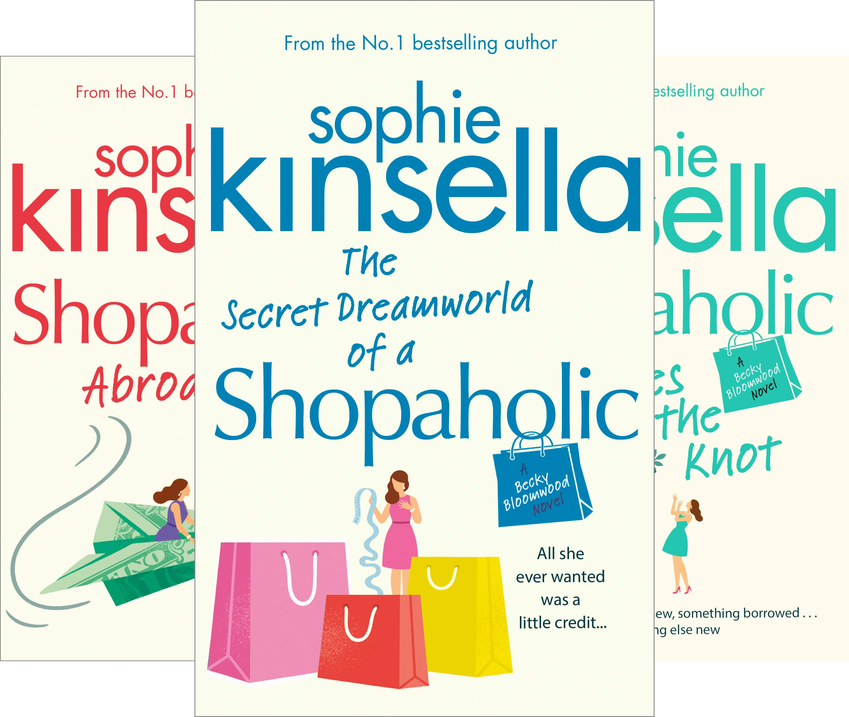 Shopaholic series (8 Book Series)