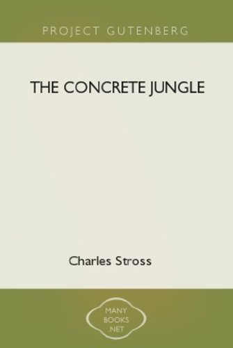 The Concrete Jungle (Laundry Files, #1.5)