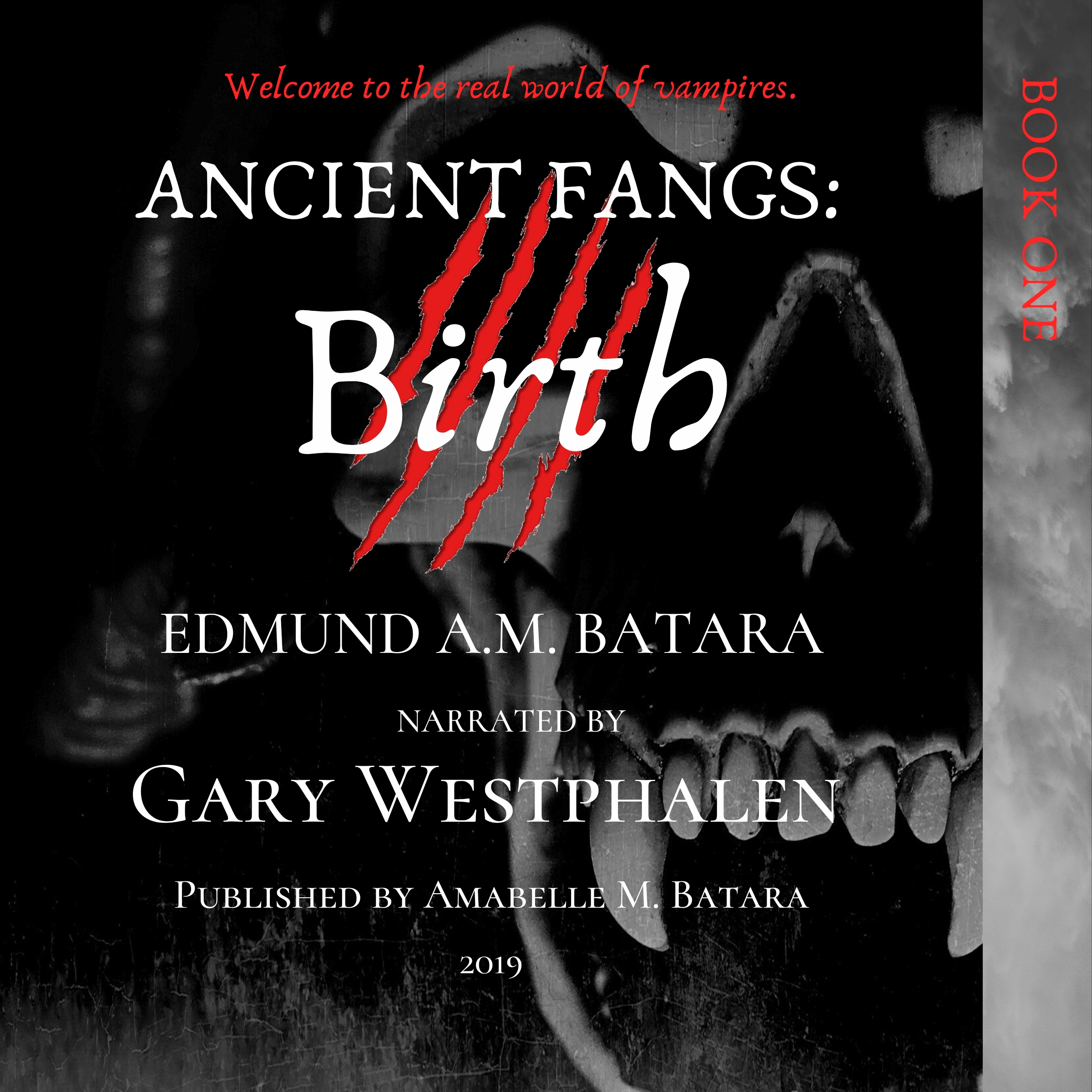 Birth: Ancient Fangs, Book 1 Audible Audiobook