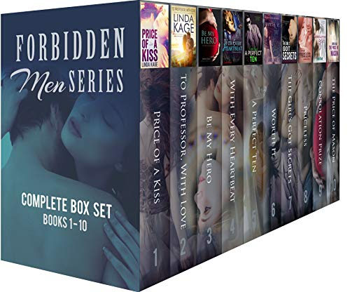 The Complete Forbidden Men Series: Box Set (Books 1 - 10)