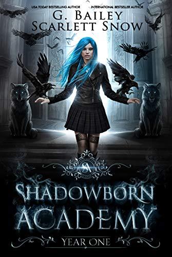 Shadowborn Academy: Year One (Dark Fae Academy #1)