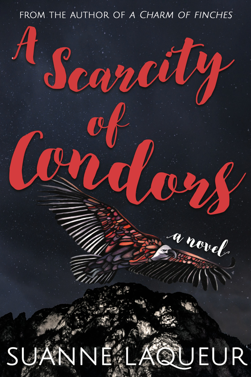 A Scarcity of Condors (Venery, #3)
