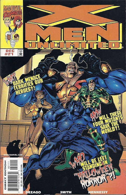 X-Men Unlimited (1993-2003) #21