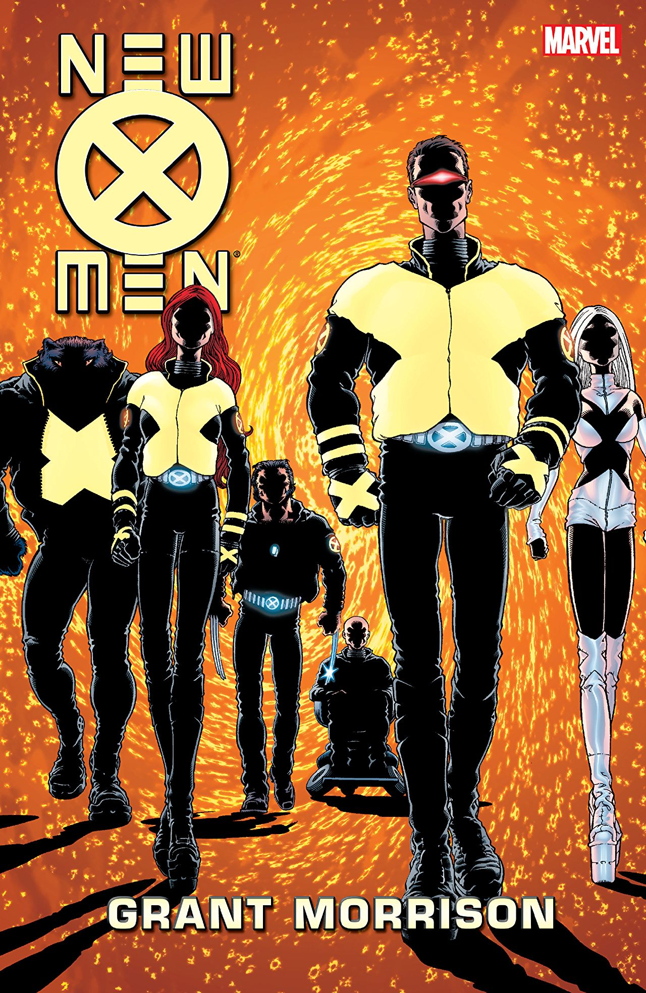 New X-Men by Grant Morrison: Ultimate Collection, Book 1