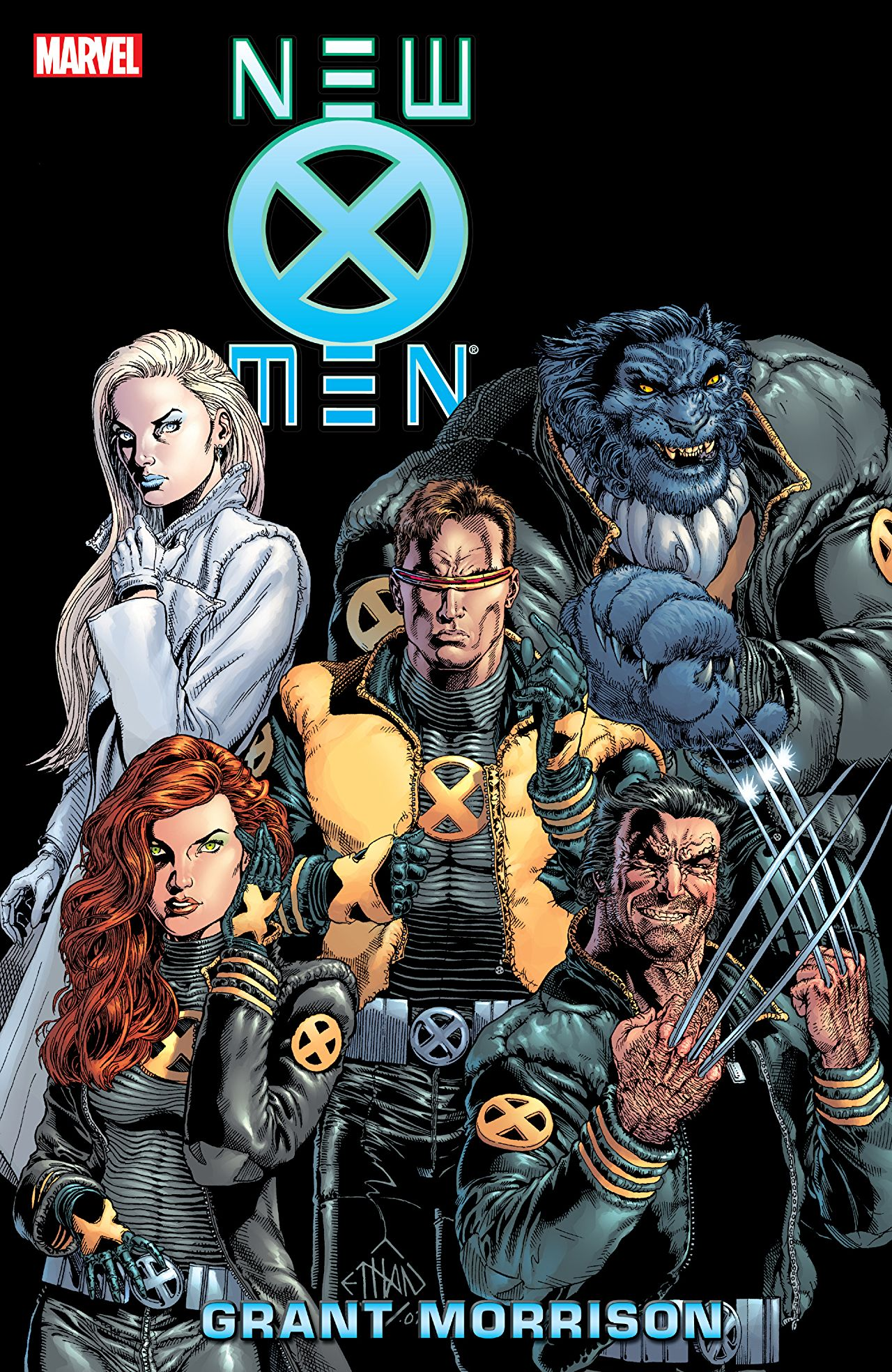 New X-Men by Grant Morrison: Ultimate Collection, Book 2