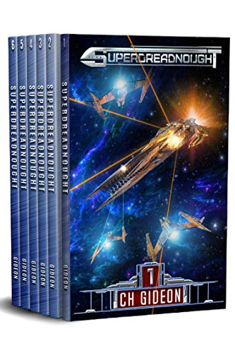 Superdreadnought: The Complete Series: A Military AI Space Opera