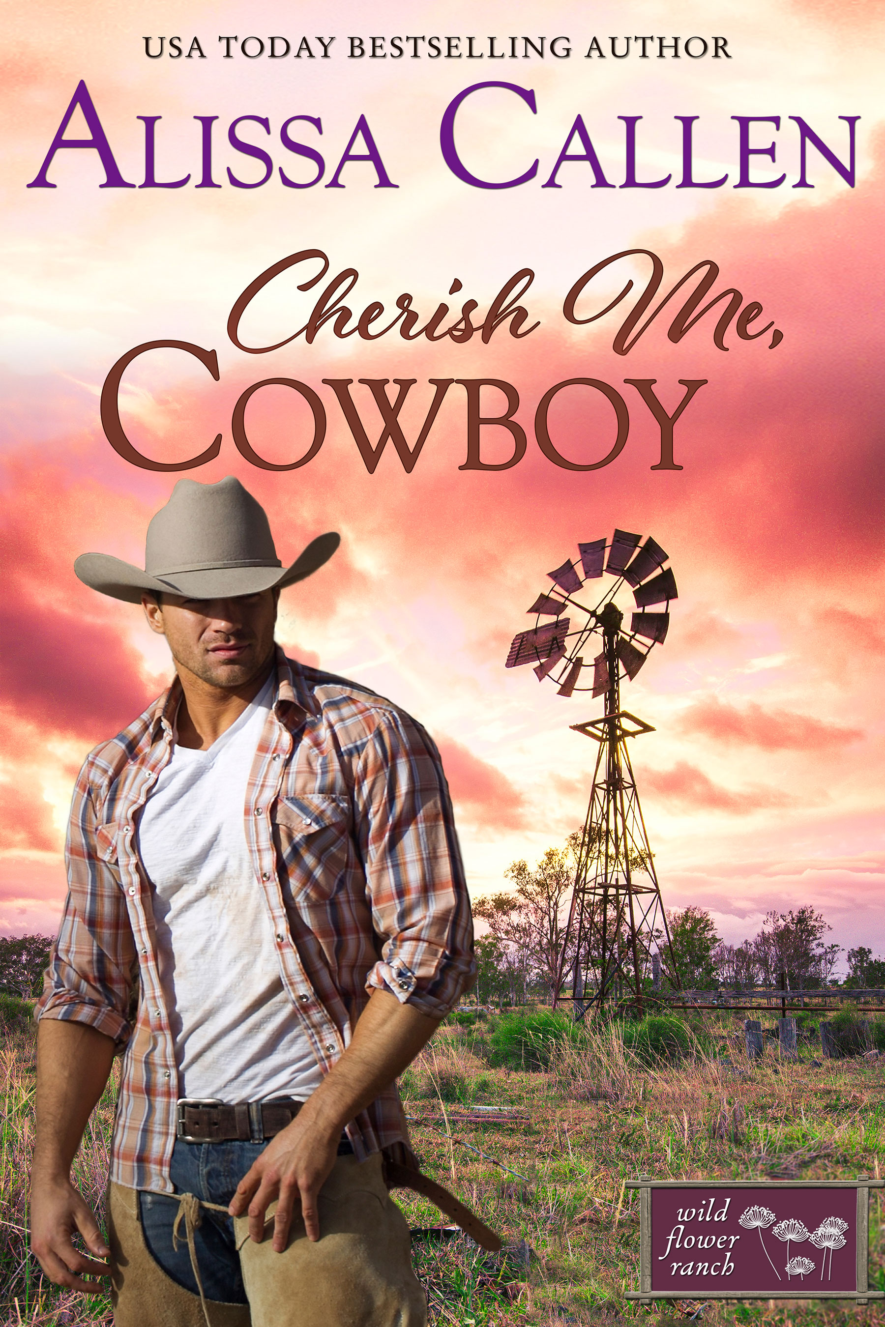 Cherish Me, Cowboy (The Wildflower Ranch #1; 76th Copper Mountain Rodeo #2)