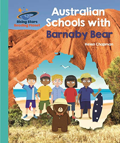 Reading Planet - Australian Schools with Barnaby Bear - Turquoise: Galaxy