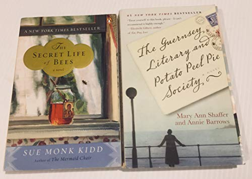 2 Books! 1) The Secret Life of Bees 2) The Guernsey Literary and Potato Peel Pie Society