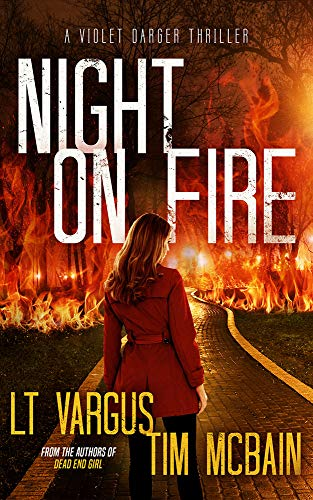 Night on Fire (Violet Darger FBI Thriller Book 6)