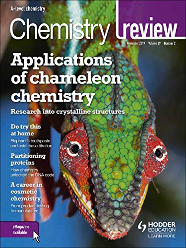 Chemistry Review Magazine Volume 29, 2019/20 Issue 2