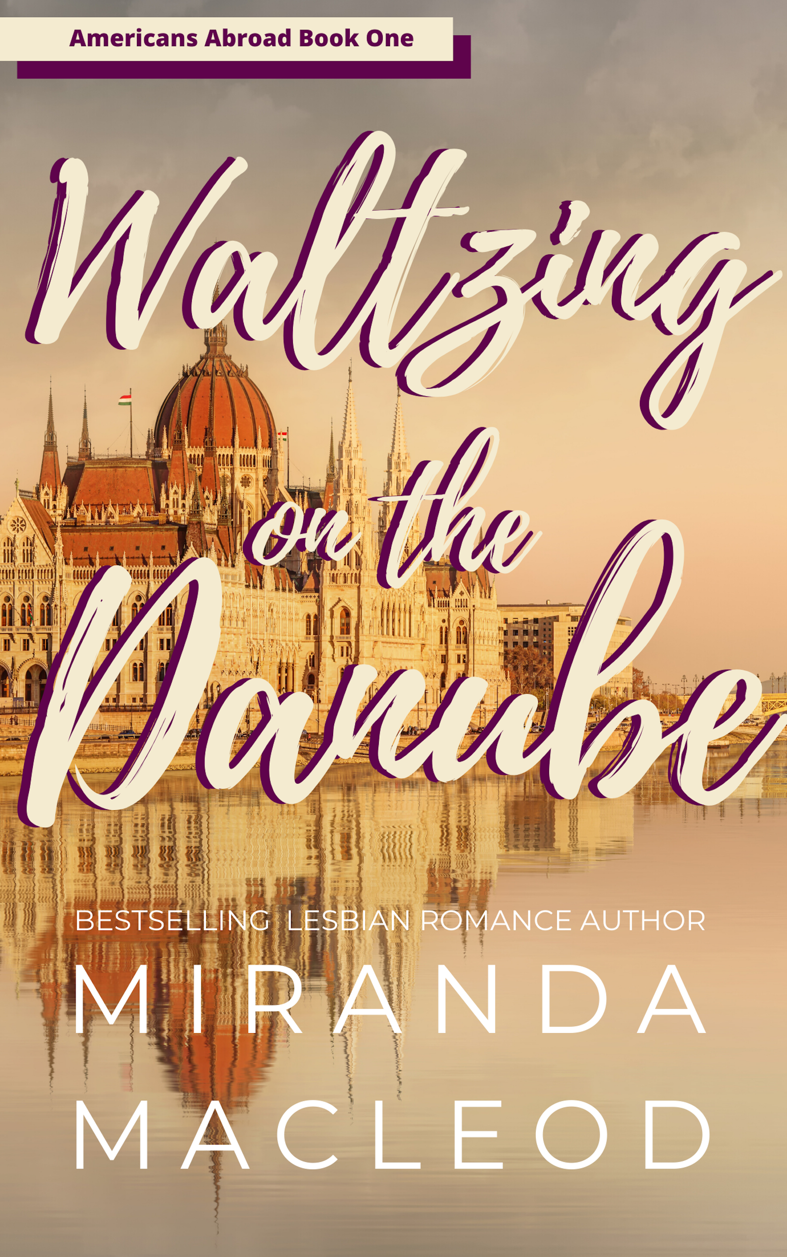 Waltzing on the Danube (Americans Abroad, #1)
