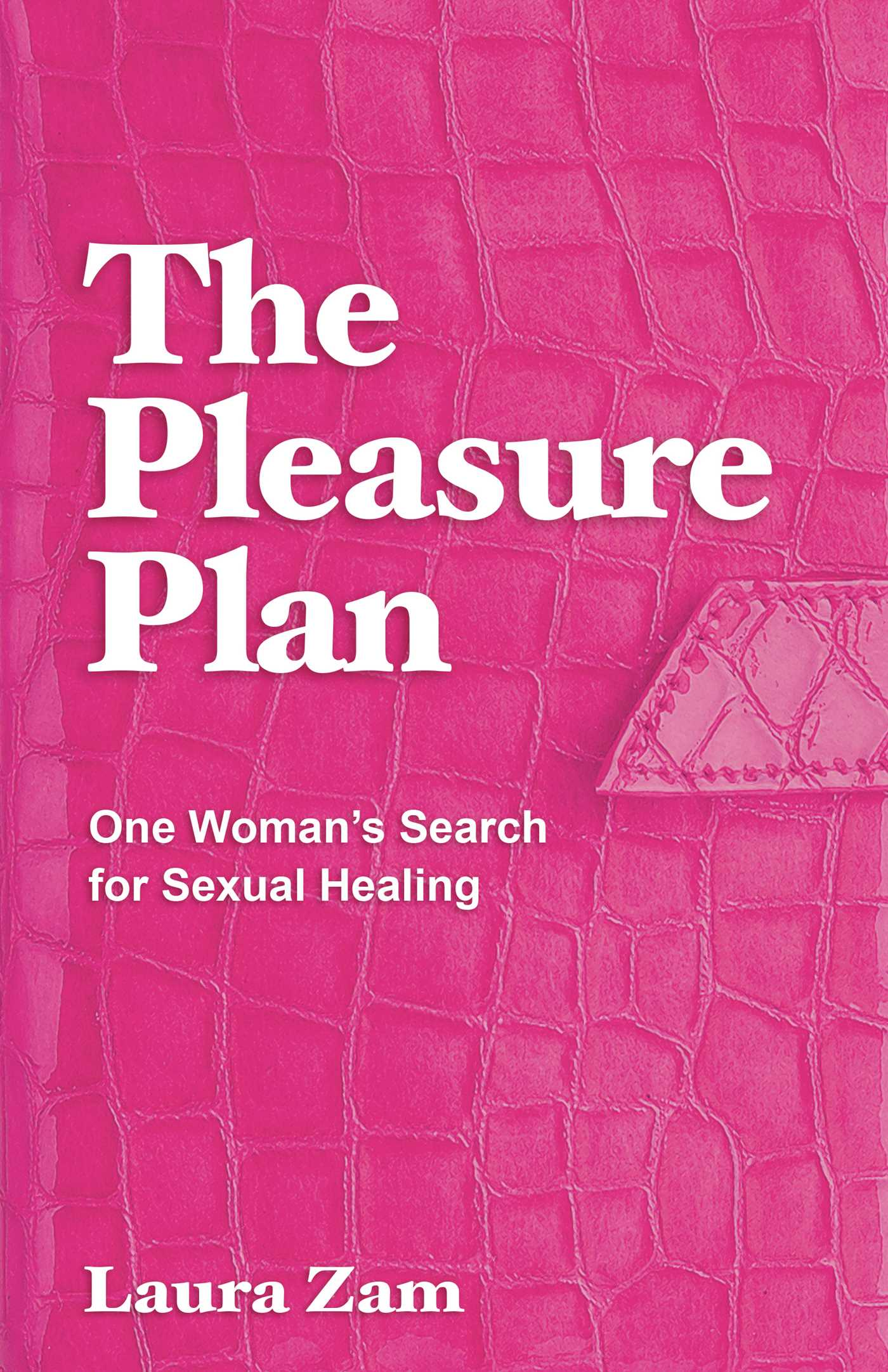 The Pleasure Plan: A Sexual Healing Odyssey--1 Woman, 6 Sex Problems, 30 Curative Adventures
