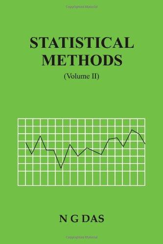 Statistical Methods: Volume II