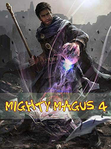 Mighty Magus 4: Blood in the Deser