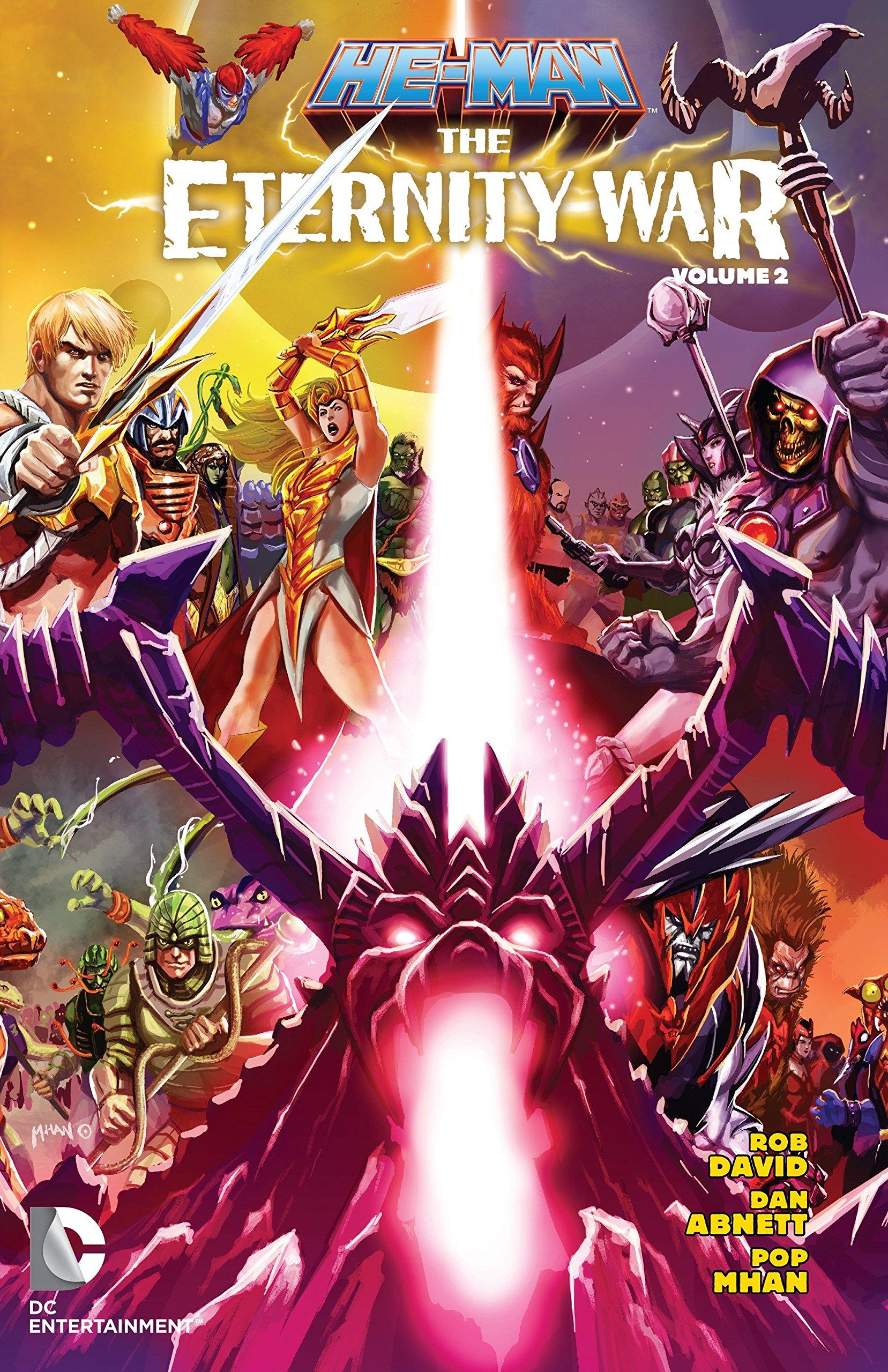 He-Man: The Eternity War, Vol. 2