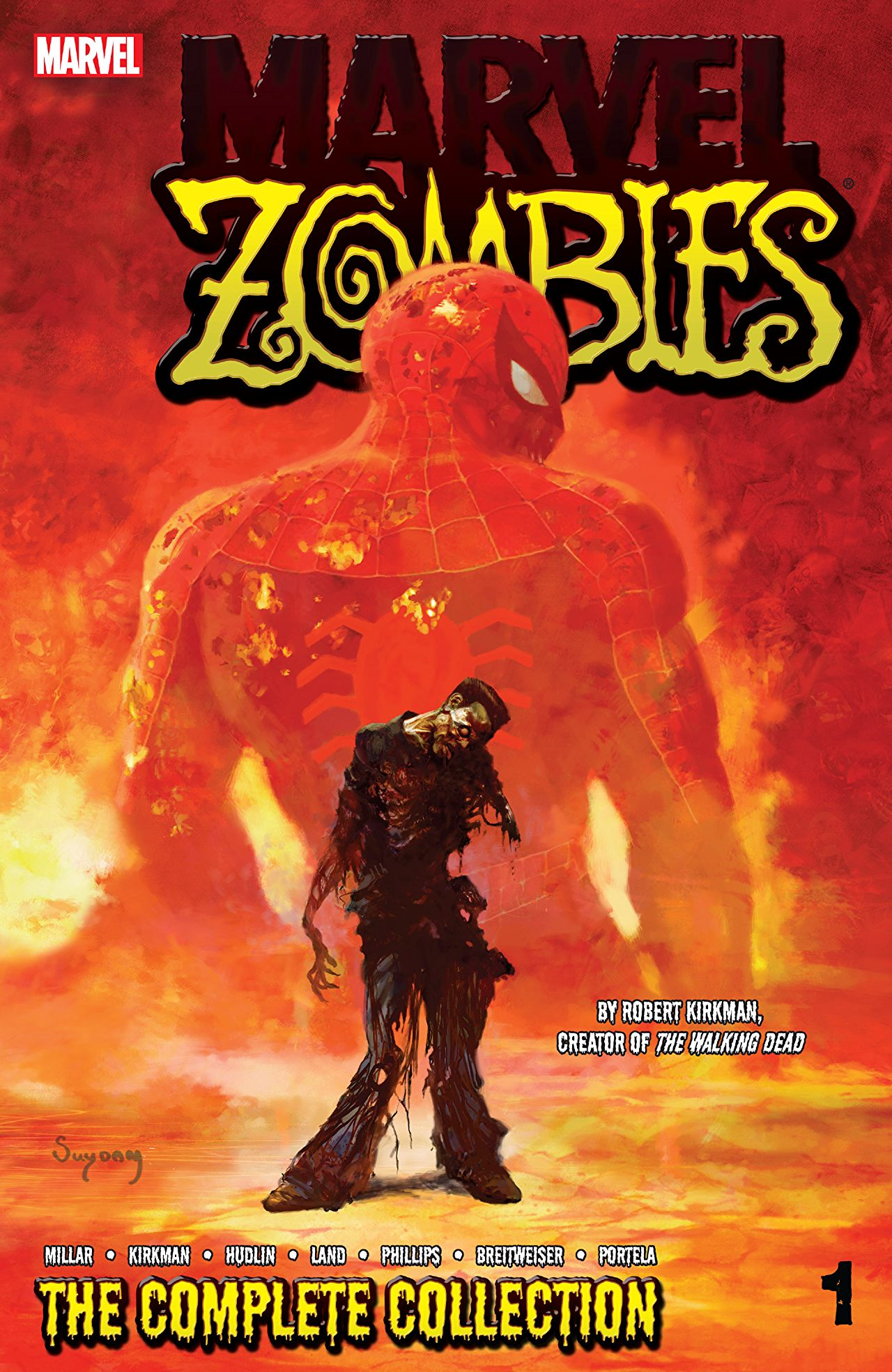 Marvel Zombies: The Complete Collection, Vol. 1