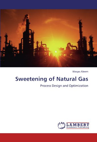 Sweetening of Natural Gas: Process Design and Optimization