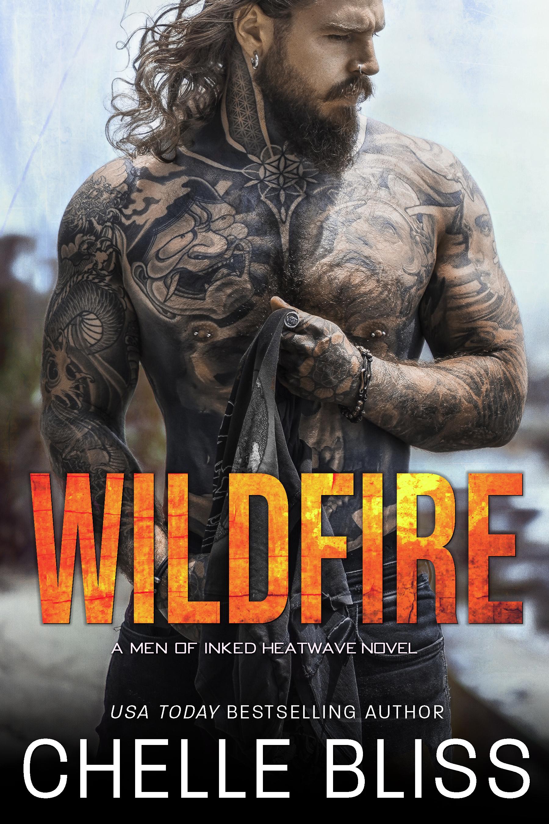 Wildfire (Men of Inked: Heatwave, #3)