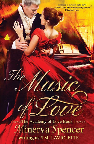 The Music of Love (The Academy of Love, #1)